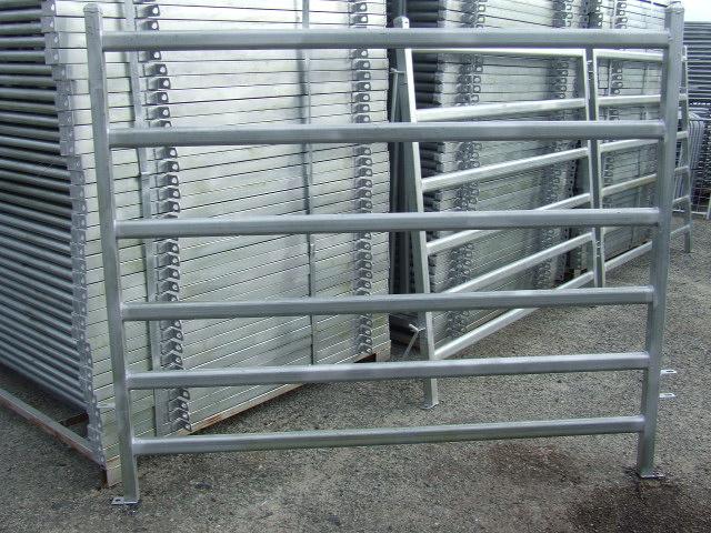 Cattle/horse yard panels